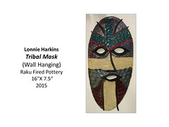 """Tribal Mask • <a style=""""font-size:0.8em;"""" href=""""https://www.flickr.com/photos/124378531@N04/32363849351/"""" target=""""_blank"""">View on Flickr</a>"""