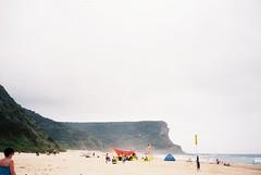 Garie Beach (timothybrennan) Tags: 35mm 35mmfilm canonprima5 prima sydney sutherlandshire sutherland summer australia gariebeach garie royalnationalpark beach