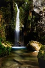 Nacimiento del Río Urederra (Navarra) (JoseMi Campos) Tags: fotografia naturaleza paisaje cascada agua verde bosque nikon d5300 nacederourederra otoño navarra