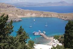 Lindos - Szent Pl-bl (sandorson) Tags: travel greece rhodes rodi rhodos rodas rodosz grgorszg  sandorson c