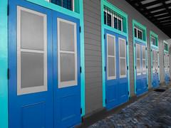 Faubourg Marigny, Louisiana, New Orleans (nadine3112) Tags: louisiana faubourgmarigny colorkeying neworleanscolorkey
