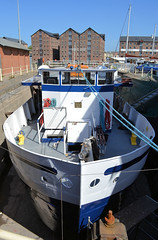 Pride of the Midlands (R~P~M) Tags: uk greatbritain cruise england port docks river boat unitedkingdom gloucestershire severn gloucester glos
