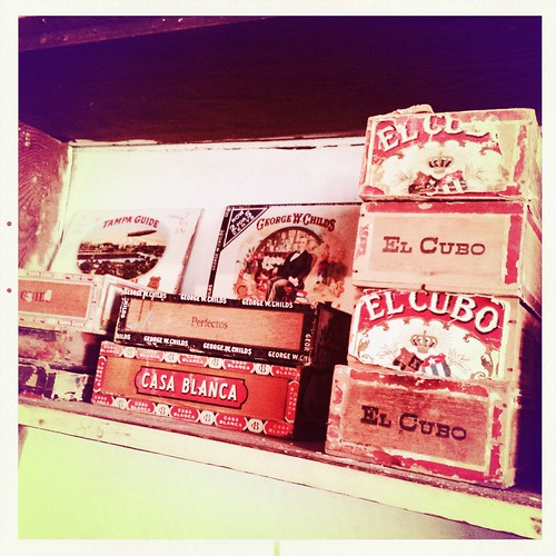 HipstaPrint Cigar Boxes, General Store