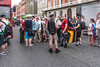 DUBLIN 2015 LGBTQ PRIDE FESTIVAL [PREPARING FOR THE PARADE] REF-106222