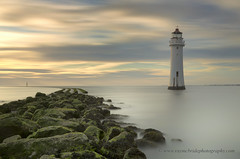 """Perch Rock Sunset Pt2"" (Ray Mcbride Photography) Tags: longexposure lighthouse newbrighton rivermersey perchrocklighthouse 5dmk3"