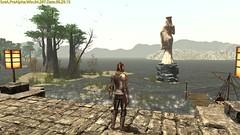 Bronze Platemail Armor Back (unicornslady@ymail.com) Tags: bronze screenshot armor ultima mmorpg mmo lordbritish richardgarriott platemail shroudoftheavatar