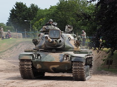 M60A1 (Megashorts) Tags: american us usa m60a1 m60 outside olympus omd em1 mzd 40150mm f28 pro war military armoured armour armor armored fighting vehicle bovington bovingtontankmuseum tankmuseum bovingtonmuseum tank museum thetankmuseum england dorset uk tankfest 2015 tankfest2015 ppdcb4 show