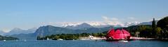 Luzern - Vierwaldstttersee - Lago di Lucerna (Schlegler) Tags: lake lago schweiz switzerland suisse luzern lucerne lucerna vierwaldstttersee