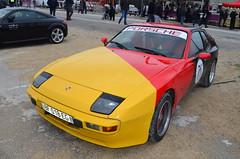 Porsche  944 (benoits15) Tags: old classic cars car festival vintage nikon automobile flickr meeting automotive voiture historic retro collection german porsche motor avignon coches 944 prestige anciennes
