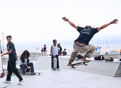 Venice Beach Skate Park 15 by Ginger Liu #Photography (GINGER LIU PHOTOGRAPHY) Tags: ocean california park santa street travel venice summer vacation sky urban usa white holiday seascape black art beach boys fashion basketball sport kids youth canon ball landscape photography us losangeles seaside los boards sand freestyle skateboarding angeles documentary angles free lifestyle adventure part monica skate skateboard northamerica southerncalifornia hoops santamonicabeach allstars styling