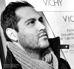My cousin. Venice, Italy. (Laura-Catalina) Tags: world street travel venice vacation portrait urban blackandwhite italy white holiday man black building male beautiful face closeup architecture night buildings naked outdoors photography lights model nikon day nightlights photoshoot modeling exploring flash models streetphotography handsome malemodel bestshot flickrsbest