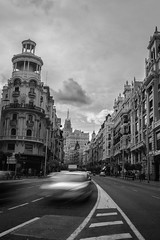 Madrid (Saona.LA) Tags: madrid blackandwhite corner spain worldcities