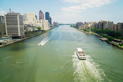 East River Boats (JMS2) Tags: nyc cruise newyork river boats sony eastriver waterway