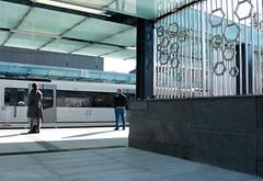 Ensjø (Sporveien T-banen) Tags: oslo norway metro sporveien ensjø tbane tbanen