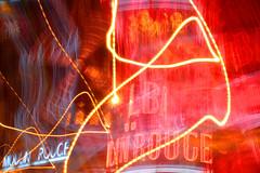 Moulin Rouge! (Toni Kaarttinen) Tags: abstract paris france mill windmill sign club night moulin rouge lights evening frankreich neon dancing frana montmartre cancan frankrijk cabaret moulinrouge prizs francia iledefrance parijs parisian pars  parigi frankrike pigalle redmill  pary   francja ranska pariisi  franciaorszg  francio parizo  frana