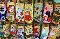 Japanese happy socks
