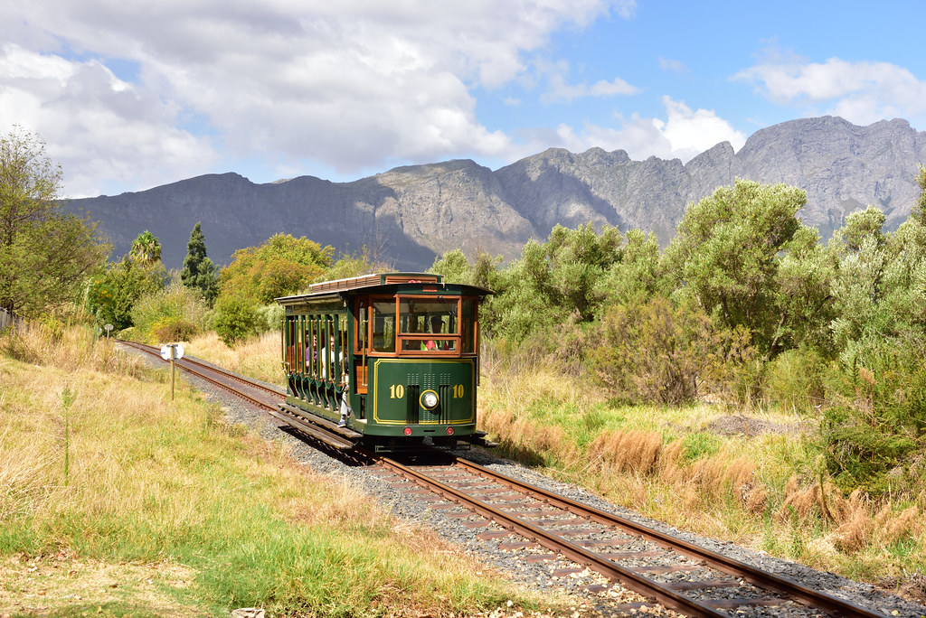 Franschhoek Wine Tram, Western Cape, Sou by South African Tourism, on Flickr