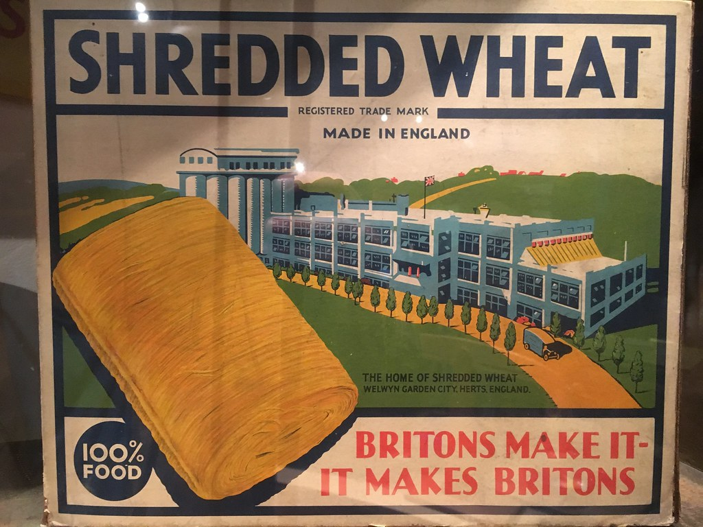 an essay on shredded wheat The lawsuits - filed in the district of columbia, new york and california - acknowledge that the trace levels of glyphosate in selected post shredded wheat products (018 parts per million) are significantly below the environmental protection agency's legally permitted threshold of 30ppm for cereal grains, but argue that reasonable consumers.