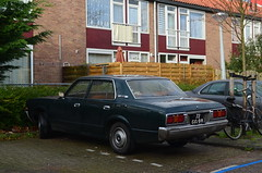 1975 Toyota Crown 72-GG-98 (Stollie1) Tags: 1975 toyota crown 72gg98 amsterdam