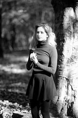 Haley Dickerson (mattbellphoto) Tags: nikonfe2 85mmf14 ilford delta400 35mmfilm bw blackandwhite xtol haleydickerson