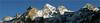 Almost 4000 m (Everest Daniel) Tags: swissalps fründenhorn bluemlisalp doldenhorn mountains snow panorama kandersteg oeschinensee switzerland