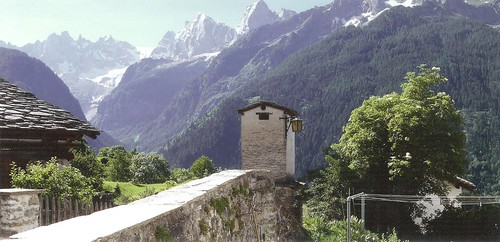 CH-324241 to TW Soglio Bregaglia GR, Switzerland