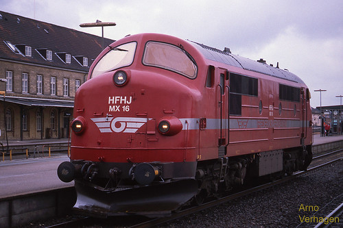 1999. HFHJ MX 16 te Næstved