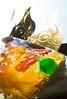 Project 52-38: Tradition (albertobastos) Tags: roscon de reyes christmas spain cake three wise men magos golden crown project52 macro food sweet