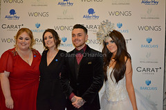 Cynthia and Ray Quinn (James O'Hanlon) Tags: wongs liver building liverbuilding liverpool jewellers winter ball winterball barclays beth tweddle ray quinn celebrity event charity melanie sykes rayquinn bethtweddle