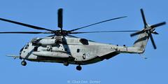 CH-53E 162500/YN-12 HMH-361 USMC (C.Dover) Tags: 162500 162500yn12 ch53e hmh361 mcasyuma marines usmc yn12