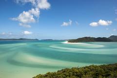 Paradise (Tracey Whitefoot) Tags: tracey whitefoot 2016 australia hill inlet whitsunday island whitsundays beach paradise east coast blue sky summer