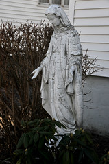 2145 the virgin known as Mary (Violentz) Tags: virginmary thevirginknownasmary mary virgin mother holymother blessedmother blessed hailmary handmaidenofthelord statue lawnstatue madonna holy icon god bible stjoseph babyjesus jesus ourlady ourladyofgrace ourladyofguadalupe ourladyoflourdes ourladyoffatima miriammotherofisa motherofgod bethlehem israelite jew nazareth galilee christianity catholic religion thetheotokos heymarywatchagonnanamethatprettylittlebaby