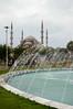 Fountain and The Blue Mosque, Istanbul, Summer 2010. (elkarrde) Tags: travel travelphotography trip roadtrip landmark turkey location:country=turkey istanbul location:city=istanbul summer 2010 summer2010 city cityscape historic pentax pentaxk100dsuper k100d k100dsuper camera:model=k100dsuper pentaxart justpentax camera:brand=pentax camera:format=apsc camera:mount=kaf3 1855 da1855 kitlens smcpentaxda1855mm13556 lens:brand=pentax lens:format=apsc lens:model=smcpentaxda135561855mmal lens:focallength=1855mm lens:maxaperture=3556 lens:mount=kaf2 twop fountain water square sultanahmetsquare people balkans pentaxda1855