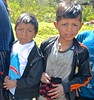 """children, food, gifts, Guatemala, Indigenous, line, moms, XMAS, """"Overland Adventure Travel"""", OAT, """"Route of the Mayas"""", (David McSpadden) Tags: overseas adventure travel route mayas children food gifts guatemala indigenous line moms oat xmas"""