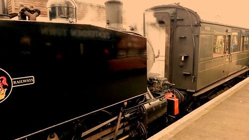 K.& E.S. Railway USA Tank Tenterden Town