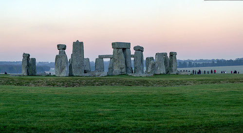 Stonehenge in highres panorama