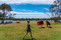 Summer in Australia (david_cobbin) Tags: summer australia portmacquarie sonya6000 sonyalpha sigma19mmdn river water