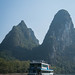 Along the Li River - Guilin Province, China