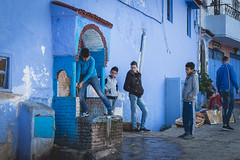 Xauen HD_DSC0263 (ernikon) Tags: xauen chouen chefchouen maroc marroc