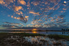 Florida Life: Glades Sunset (Thūncher Photography) Tags: sony a7r2 sonya7r2 ilce7rm2 zeissfe1635mmf4zaoss fx fullframe scenic landscape waterscape nature outdoors sky clouds sunset colors reflections marsh glades pineglades jupiter indianroad westpalmbeachcounty florida southeastflorida