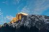 Yosemite - Half Dome (zacharymui) Tags: halfdome 2017 landscape yosemite winter national park