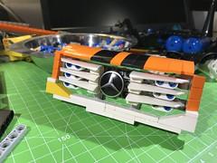 IMG_9487 (lc-jrx) Tags: lego moc legomoc mercedes zetros mercedeszentros projectz powerfunctions pneumatic