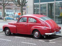 Volvo PV 544 (1962) (brizeehenri) Tags: pv544 volvo dl6835