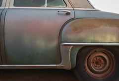 DeSoto Sunrise (Clay Fraser) Tags: desoto automobile auto berthoud colorado fujifilm xpro2 pinconnected