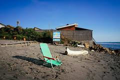On the beach (Un ragazzo chiamato Bi) Tags: onthebeach maredinverno pesciaroma sea winter beach spiaggia sony a7 fe 28mm f20