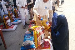 Food Distribution in Afganistan
