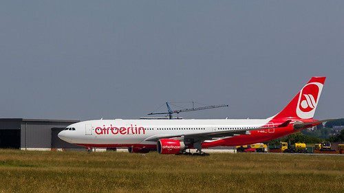 Air Berlin Airbus A330-223 D-ABXD