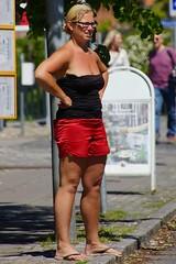 Girls in their summer clothes (osto) Tags: denmark europa europe sony zealand scandinavia danmark slt a77 sjlland osto alpha77 osto june2015