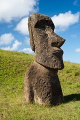 Rano Raraku - Easter Island (waex99) Tags: chile voyage travel family easter island polynesia nikon ile moai isla quarry rapanui rano raraku pasqua paques nui rapa 2015 polynesie d700