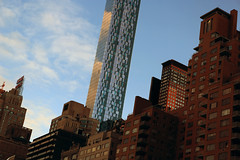 (eflon) Tags: city nyc ny newyork skyscraper exterior manhattan midtown tilt tilted bldgs